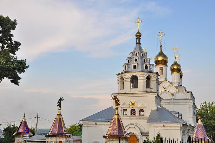 Петропавловский женский монастырь