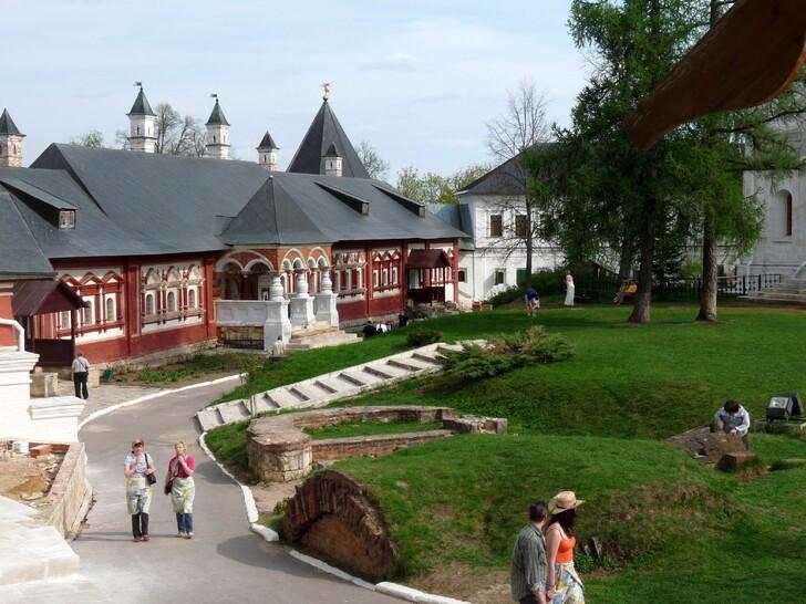 Что посмотреть в Звенигороде за 1 день