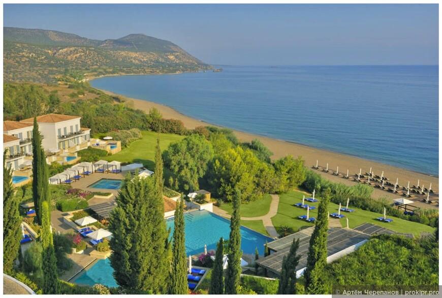 Кипрский пляж вошёл в топ-10 секретных пляжей Европы