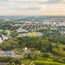 Парк 30-летия Октября в Великом Новгороде
