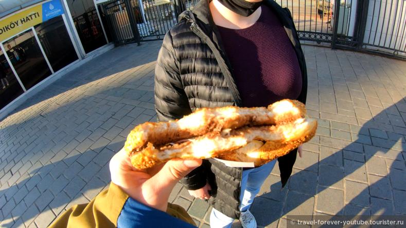 ТОП-5 блюд уличной еды в Стамбуле