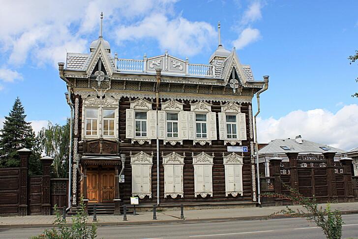 Дом Шастиных - Дом Европы - Кружевной дом