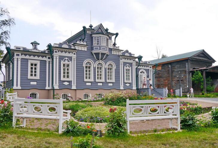 Дом Трубецких