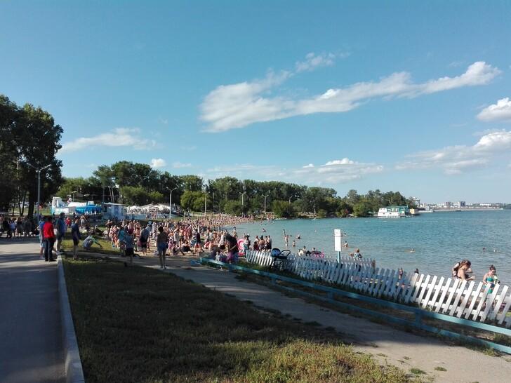 Пляж «Якоби»