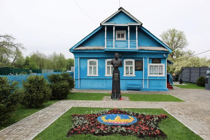 Музей Сталина/ выставка «Калининский фронт. Август 1943»