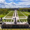 Пискарёвское мемориальное кладбище. Здесь похоронено более 500 тысяч человек