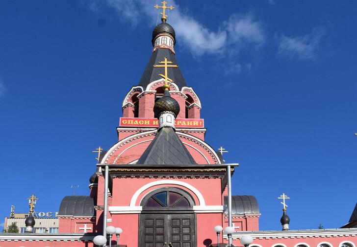 Церковь Новомучеников иИсповедников Российских