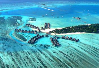 Турпоток из РФ на Мальдивы с начала года вырос вдвое