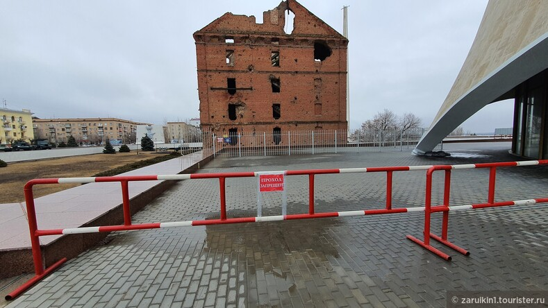 Мельница Герхардта в Волгограде