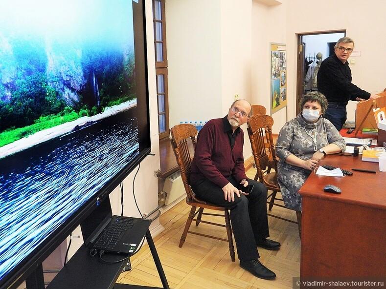 Фотографии Сергея Первухина вызвали большой интерес.