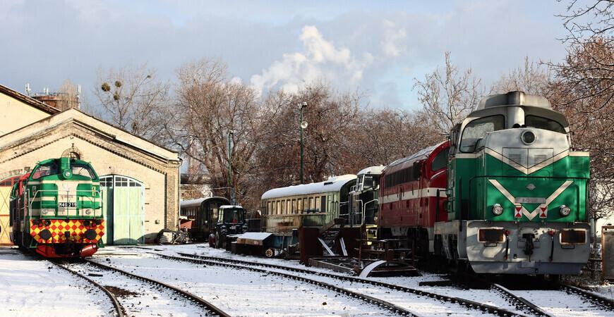 Музей истории железных дорог