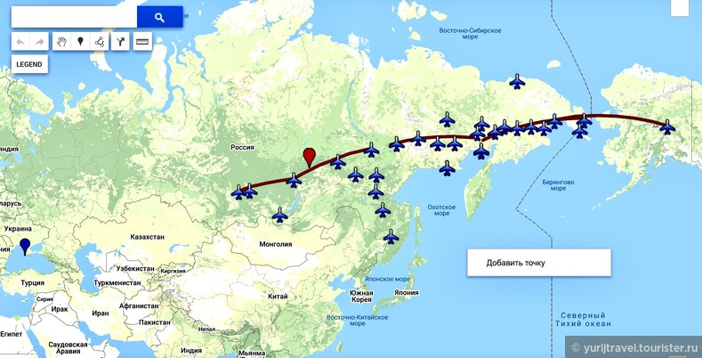 Аляска. ч. 14. Фэрбенкс место начала Сибирской части Ленд-лиз