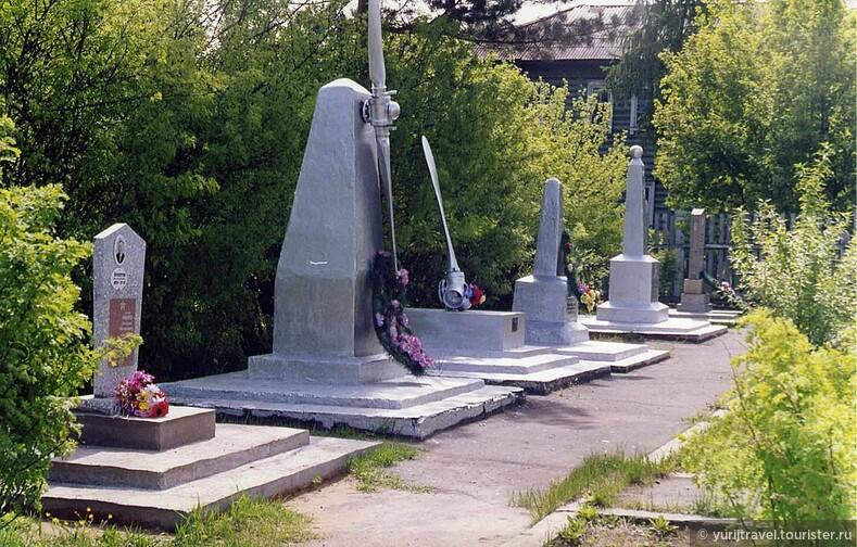 Мемориал героям АлСиба в Киренске