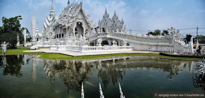 Белый Храм ~ Таиланд