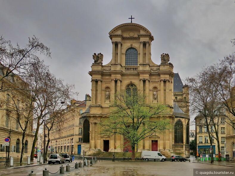 Коллекция парижских витражей