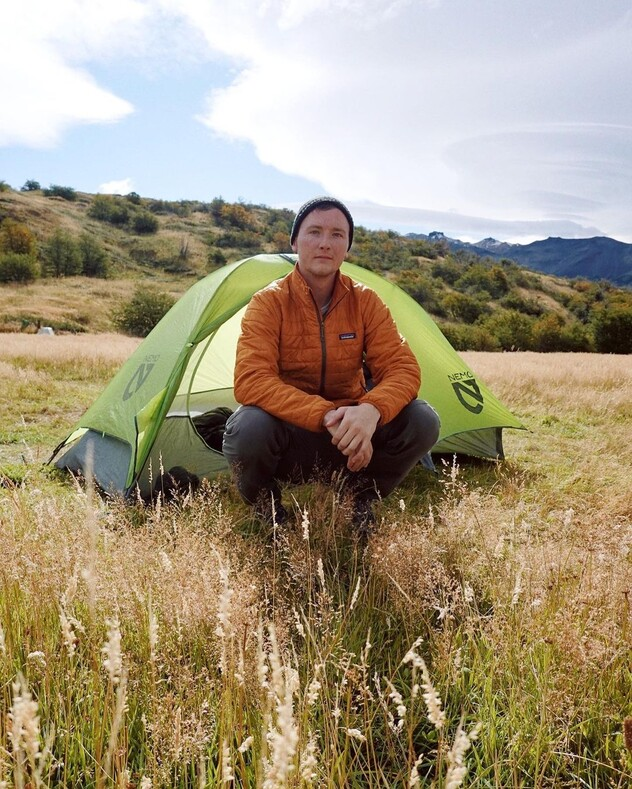 Хайкинг без лишних слов видеоблог молчаливого путешественника Крейга Адамса из самых впечатляющих мест планеты
