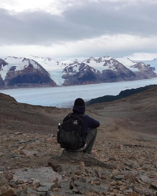 Хайкинг без лишних слов: видеоблог молчаливого путешественника Крейга Адамса из самых впечатляющих мест планеты