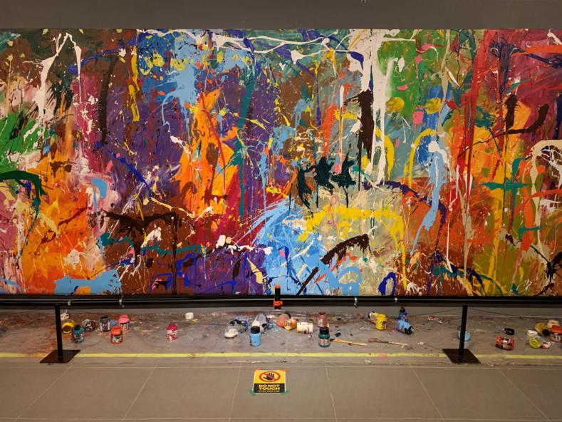 Пара случайно разрисовала картину за 40 миллионов, даже не подозревая, что об их вандализме будет говорить весь мир: фото о том, как сейчас выглядит шедевр