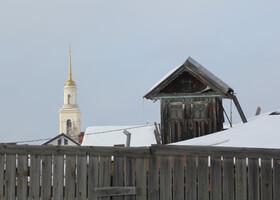 Невьянск: башня, котики и остальное