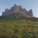 Природный парк и гора Большой Тхач
