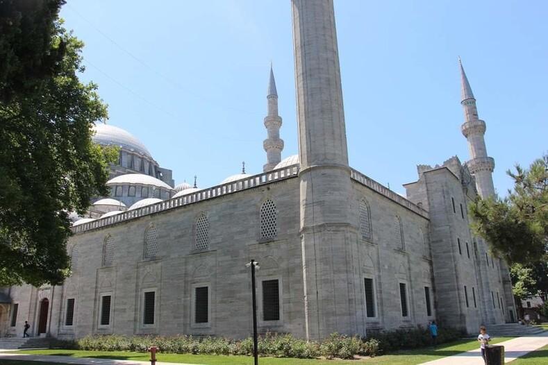 Сказочный Стамбул.