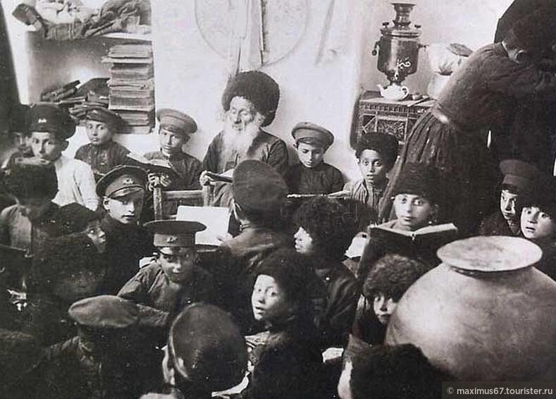 Дербент: кумыки, таты и горские евреи
