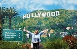Жители Лос-Анджелеса недовольны поведением туристов