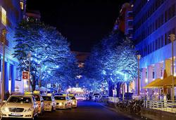 Стартует грандиозный фестиваль света в Берлине