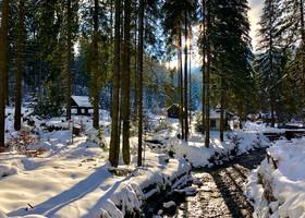 Тёплые воспоминания о долгой и холодной зиме