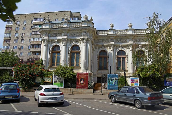 Особняк на ул. Пушкинской