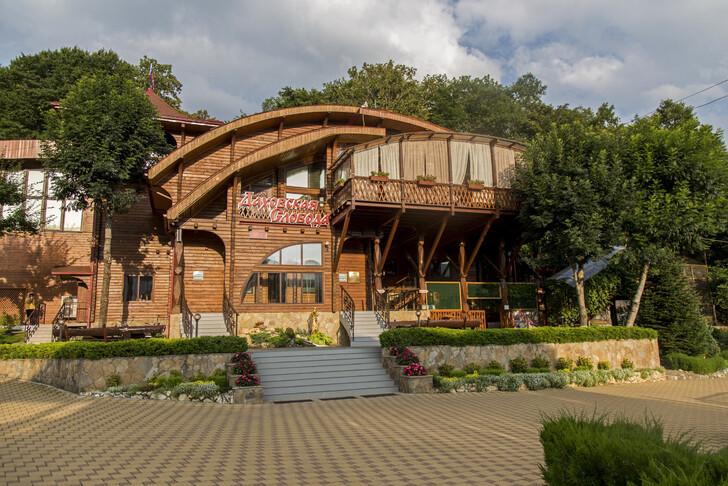 Гостиничный комплекс Даховская слобода