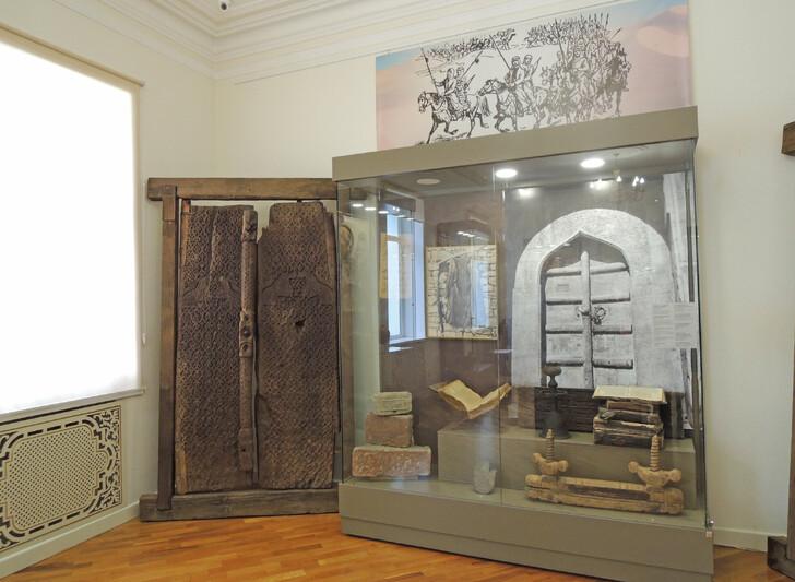 Национальный музей республики Дагестан