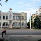 Театральная площадь в Евпатории