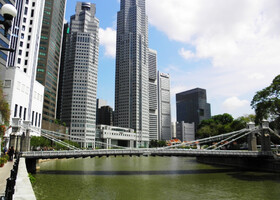 Singapore, город Льва