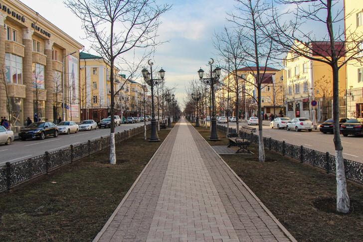 Проспект Путина