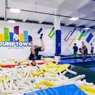 Батутный парк Jump Town