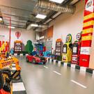 Детский развлекательный центр «Рули и Строй»