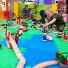 Игровой центр «Городок паровозиков»