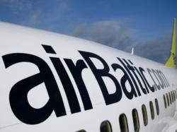 У AirBaltic скидки