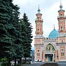 Мечеть Мухтарова (Суннитская мечеть)