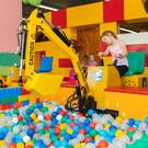 Детский игровой центр «Фиестапарк» на Воинов-Интернационалистов
