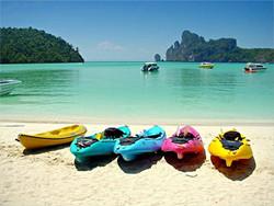 В Таиланде составлен список безопасных курортов