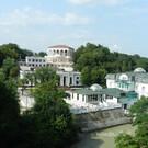 Зелёный театр в Нальчике