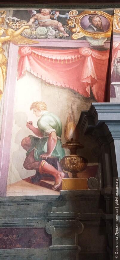 Дом Джорджо Вазари во Флоренции