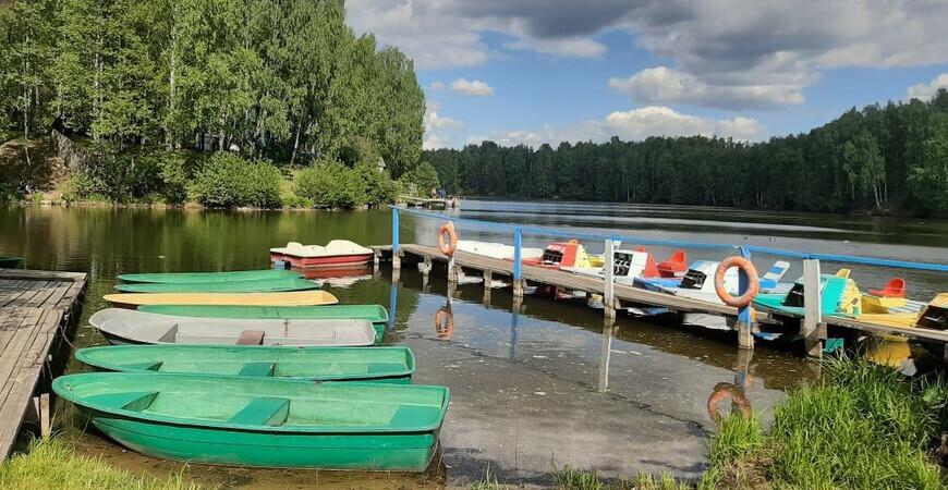 Парк «Харинка» в Иваново