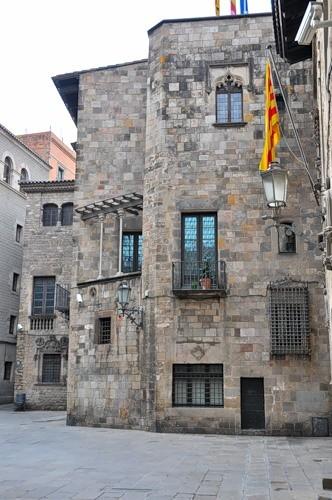 Барселона - один круизный день