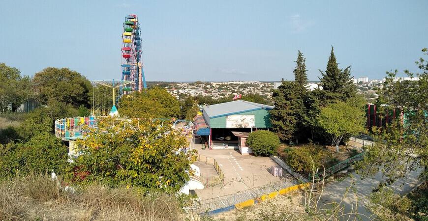 Парк культуры и отдыха<br/> в Севастополе