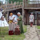 Деревня викингов «Кауп»