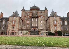 Замок Тирлестан. Шотландское Приграничье