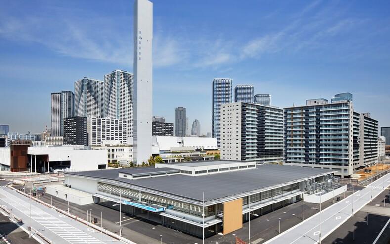 В Токио открыли Олимпийскую деревню фото о том, как комплекс выглядит изнутри